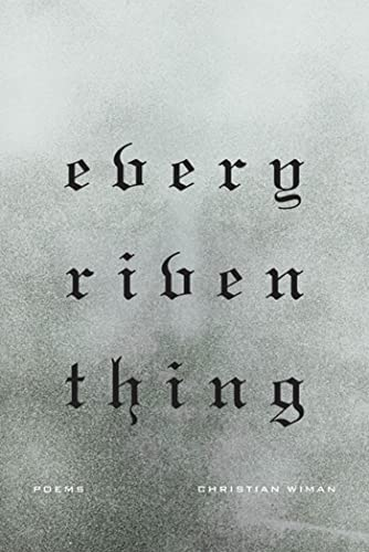 Every Riven Thing (Paperback)