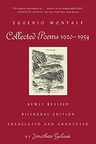 9780374533281: Collected Poems, 1920-1954: Revised Bilingual Edition (Italian Edition)