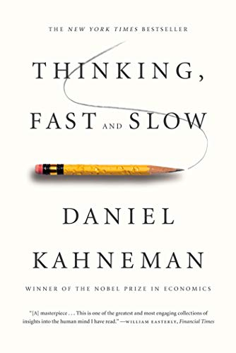 9780374533557: Thinking, Fast And Slow (International Edition)