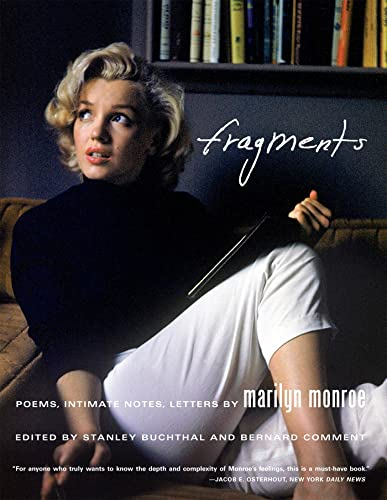 9780374533786: Fragments: Poems, Intimate Notes, Letters