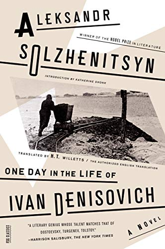 9780374534684: One Day in the Life of Ivan Denisovich: A Novel (FSG Classics)
