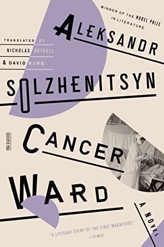 9780374534714: Cancer Ward: A Novel (FSG Classics)