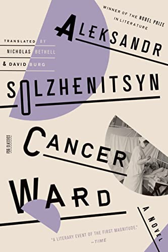 9780374534714: Cancer Ward: A Novel