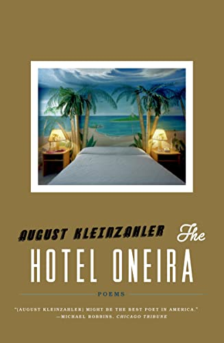 9780374534813: The Hotel Oneira: Poems