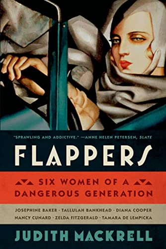 9780374535049: Flappers: Six Women of a Dangerous Generation