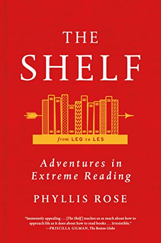 9780374535360: The Shelf: From Leq to Les: Adventures in Extreme Reading