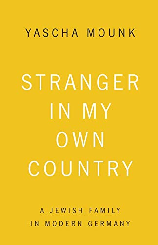 9780374535537: Stranger In My Own Country