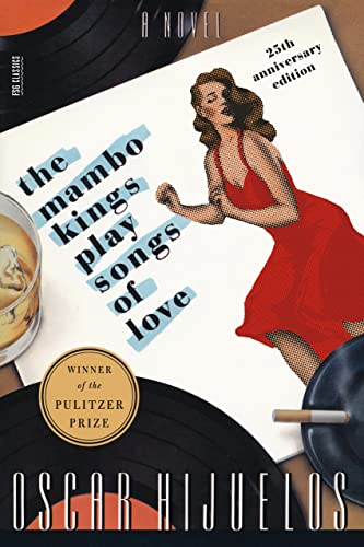 9780374535834: The Mambo Kings Play Songs of Love: A Novel