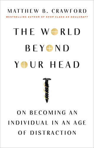 9780374535919: The World Beyond Your Head: On Becoming an Individual in an Age of Distraction