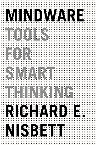 9780374536244: Mindware: Tools for Smart Thinking