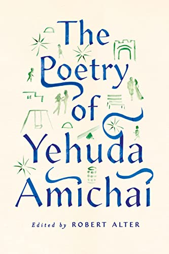 9780374536589: The Poetry of Yehuda Amichai