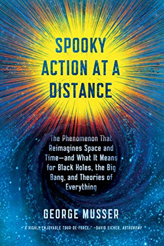 9780374536619: Spooky Action at a Distance: The Phenomenon That Reimagines Space and Time--and What It Means for Black Holes, the Big Bang, and Theories of Everything