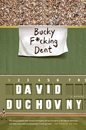 9780374536800: Bucky F*cking Dent