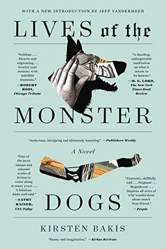 9780374537142: Lives of the Monster Dogs: A Novel (FSG Classics)