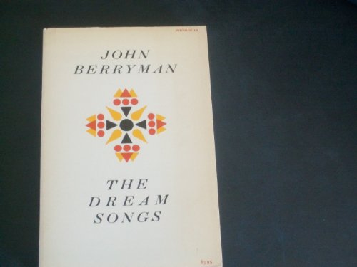 9780374629250: The Dream Songs