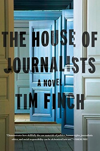 9780374717858: The House of Journalists: A Novel