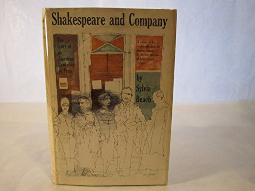 9780374904852: Shakespeare and Company