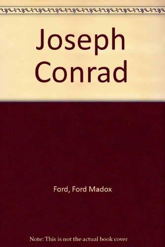 9780374927936: Joseph Conrad