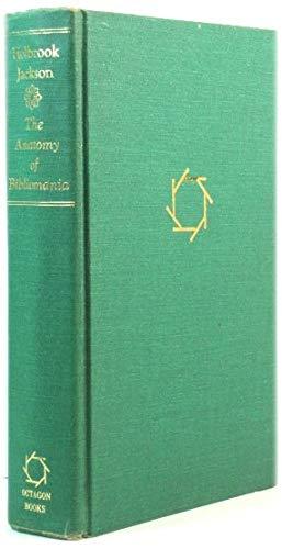 9780374941284: The anatomy of bibliomania