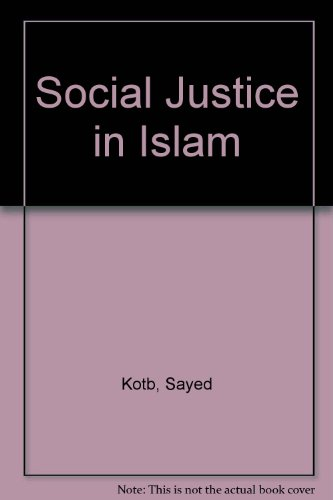 9780374946173: Social Justice in Islam