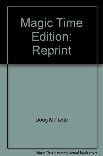 9780374959531: Magic Time Edition: Reprint