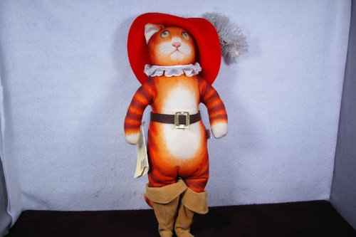 9780374967017: Puss in Boots Doll