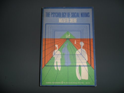 9780374973537: The Psychology of Social Norms