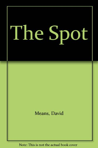 9780374975302: The Spot