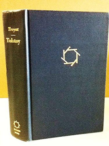 9780374980108: Tolstoy