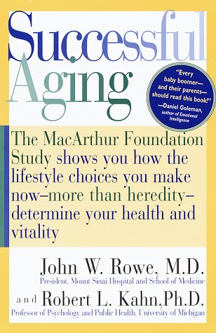 9780375400452: Successful Aging