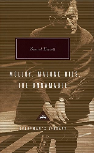 9780375400704: Molloy, Malone Dies, the Unnamable: A Trilogy (Everyman library)