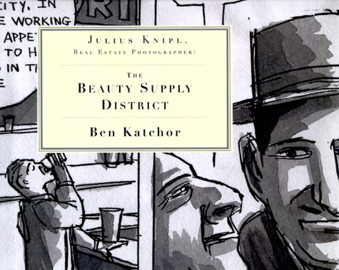 Julius Knipl, Real Estate Photographer: The Beauty Supply District (Mint First Edition)