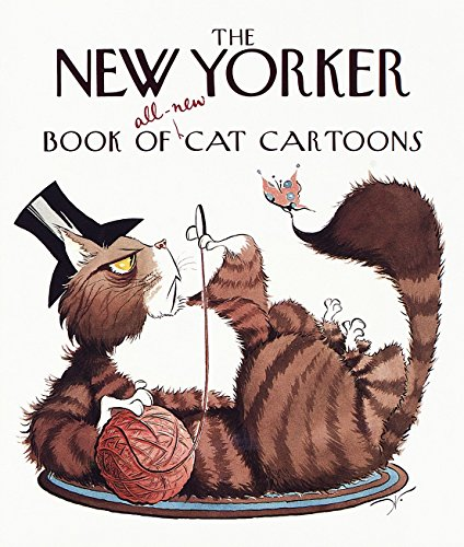 9780375401084: The New Yorker Book of All-New Cat Cartoons (New Yorker Series)