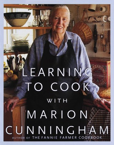 9780375401183: Learning to Cook with Marion Cunningham
