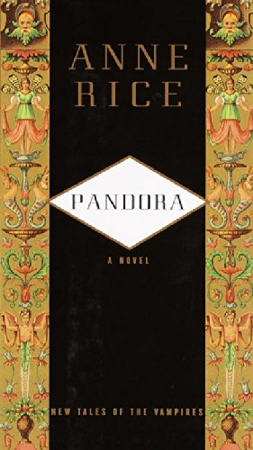 9780375401596: Pandora: New Tales of the Vampires
