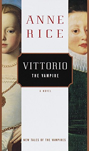 9780375401602: Vittorio the Vampire: New Tales of the Vampires