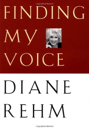 Finding My Voice: Rehm, Diane