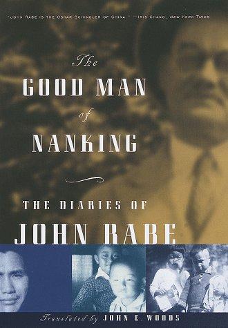 9780375402111: The Good Man of Nanking: The Diaries of John Rabe
