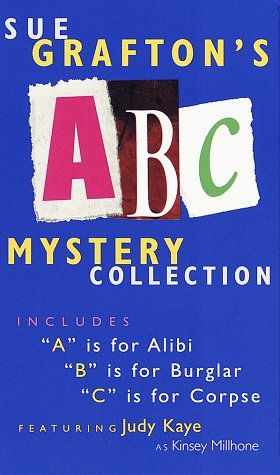 "Sue Grafton's ABC Mystery Collection: ""A"" Is: Grafton, Sue;Kaye, Judy"