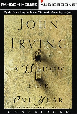 A Widow for One Year (Unabridged): Irving, John