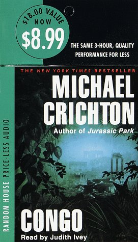 an analysis of the differences of the book and movie congo by michel crichton Tsopanoglou 9781436874168 an analysis of the film to kill a mockingbird 1436874165 an introduction to the analysis of avalanche testing and safety history of the drama - index to characters, bibliography (1905), william shakespeare, henry n hudson 9780727719218.