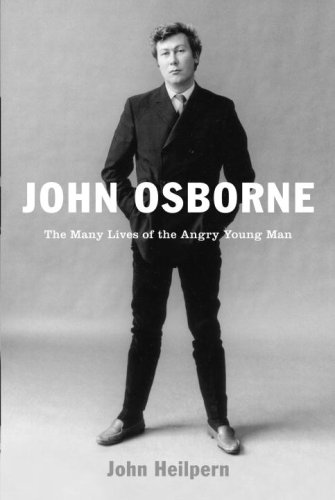 9780375403156: John Osborne: The Many Lives of the Angry Young Man