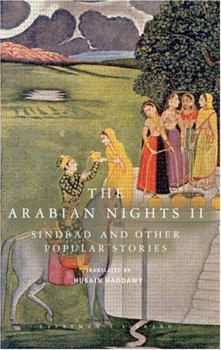 9780375403217: The Arabian Nights II: Sindbad and Other Popular Stories (Everyman's Library)