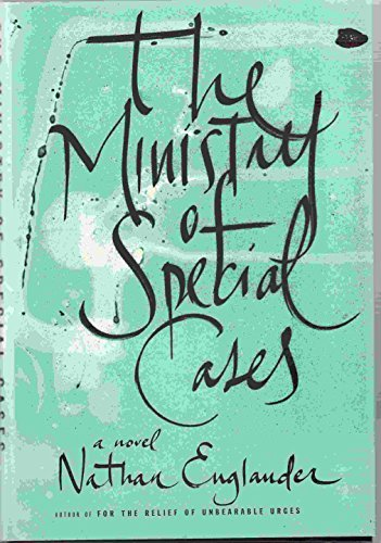The Ministry of Special Cases: Englander, Nathan