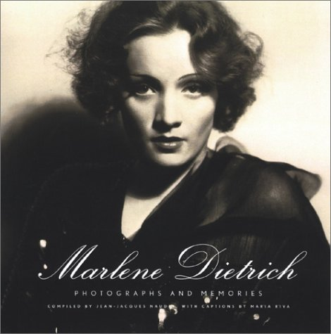 9780375405341: Marlene Dietrich: Photographs and Memories
