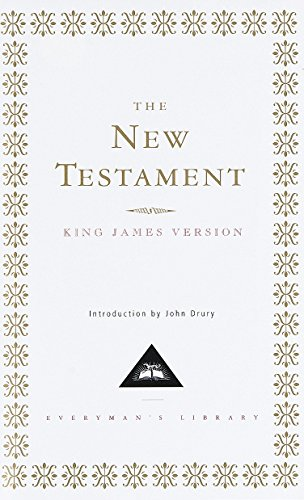 The New Testament: The King James Version (Everyman's Library) (037540550X) by Everyman's Library