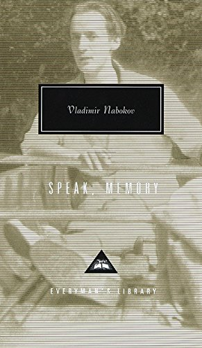 9780375405532: Speak, Memory: An Autobiography Revisited (Everyman's Library (Cloth))