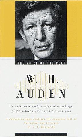 9780375405921: Voice of the Poet: Auden