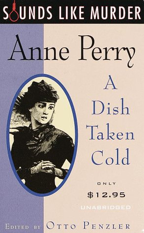 A Dish Taken Cold: Sounds Like Murder--Audio Book on Cassette