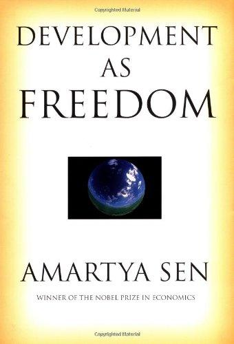 9780375406195: Development as Freedom